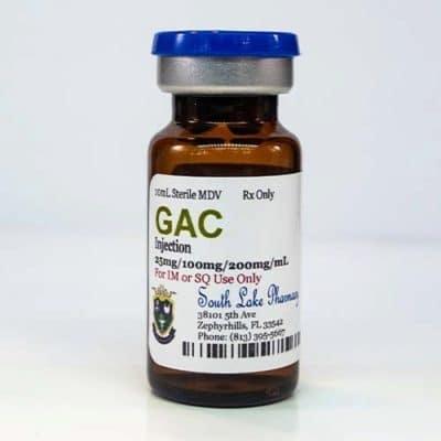 Glutathione - Argenine - Carnitine Injection Combo