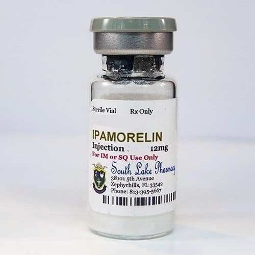 Ipamorelin Injection Solution