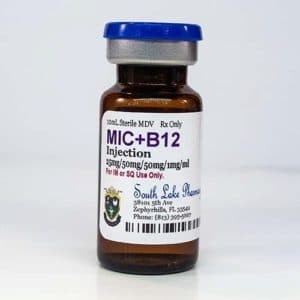 Methionine - Inositol - Carnitine - Vitamin B12 - Injection Solution